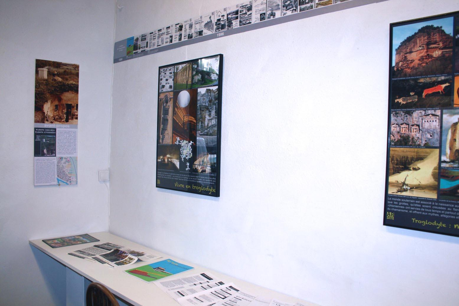 expo à la galerie Six Elzévir, novembre 2016