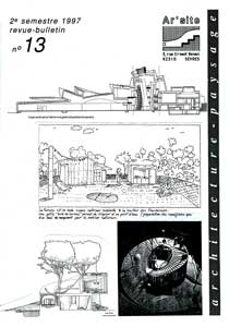 n° 13 • janvier 1998