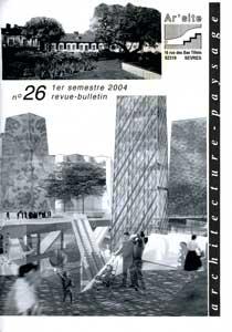 n° 26 • juillet 2004