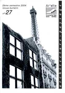 n° 27 • décembre 2004
