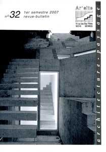n° 32 • juillet 2007