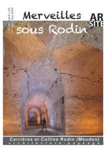 Cahier Ar'site, Merveilles sous Rodin, septembre 2020